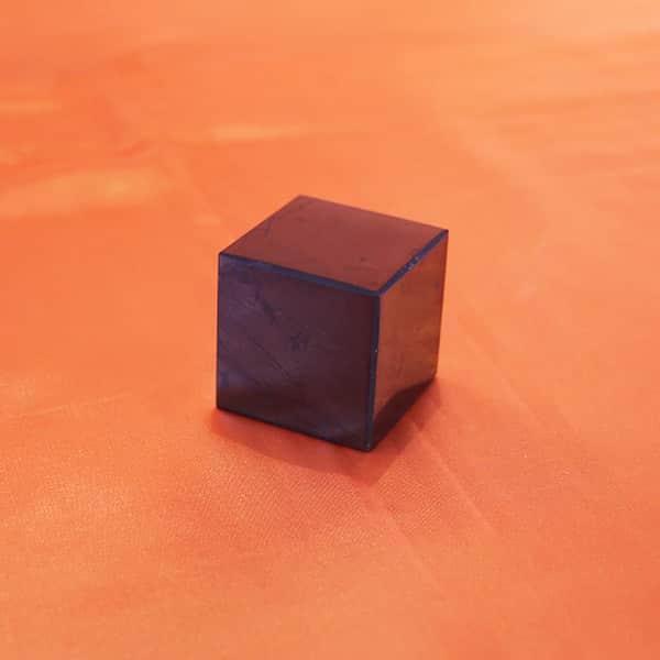 Shungite cube poli de 4 cm | Arkanova