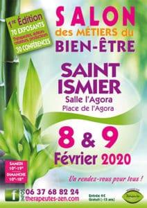 salon Thérapeutes-Zen Saint Ismier 2020