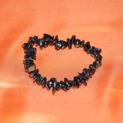 Shungite bracelet baroque | Arkanova