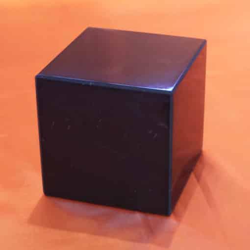 Shungite cube poli de 10 cm | Arkanova