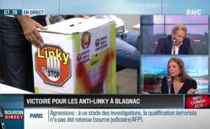 Dupin Quotidien - Victoire des anti-Linky à Blagnac
