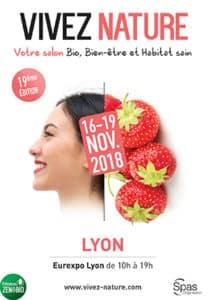 Vivez Nature Lyon novembre 2018
