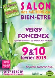 salon Thérapeutes-Zen Veigy 2019
