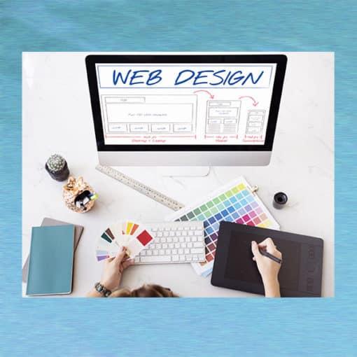 ARKANOVA : Prestation de service - Web design